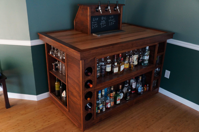 Bar Building in 2019  Kegerator build  Home brewing beer