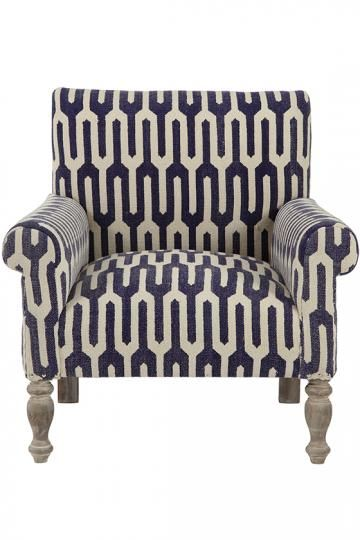 Ivy Kilim Chair