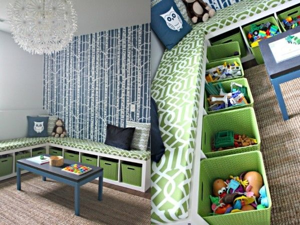 lettre au p re no l d co chambre enfants rangement jouet a part a et idee rangement. Black Bedroom Furniture Sets. Home Design Ideas