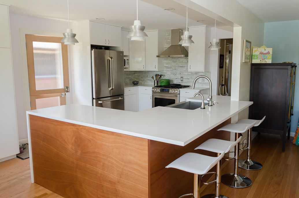 Best Century Kitchen Remodel Modern Dallas Stunning Mid Century 640 x 480