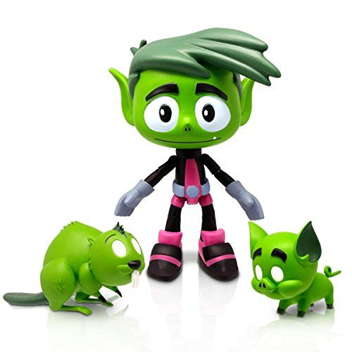 Teen Titan Toy : Teen titans go quot beast boy action figure