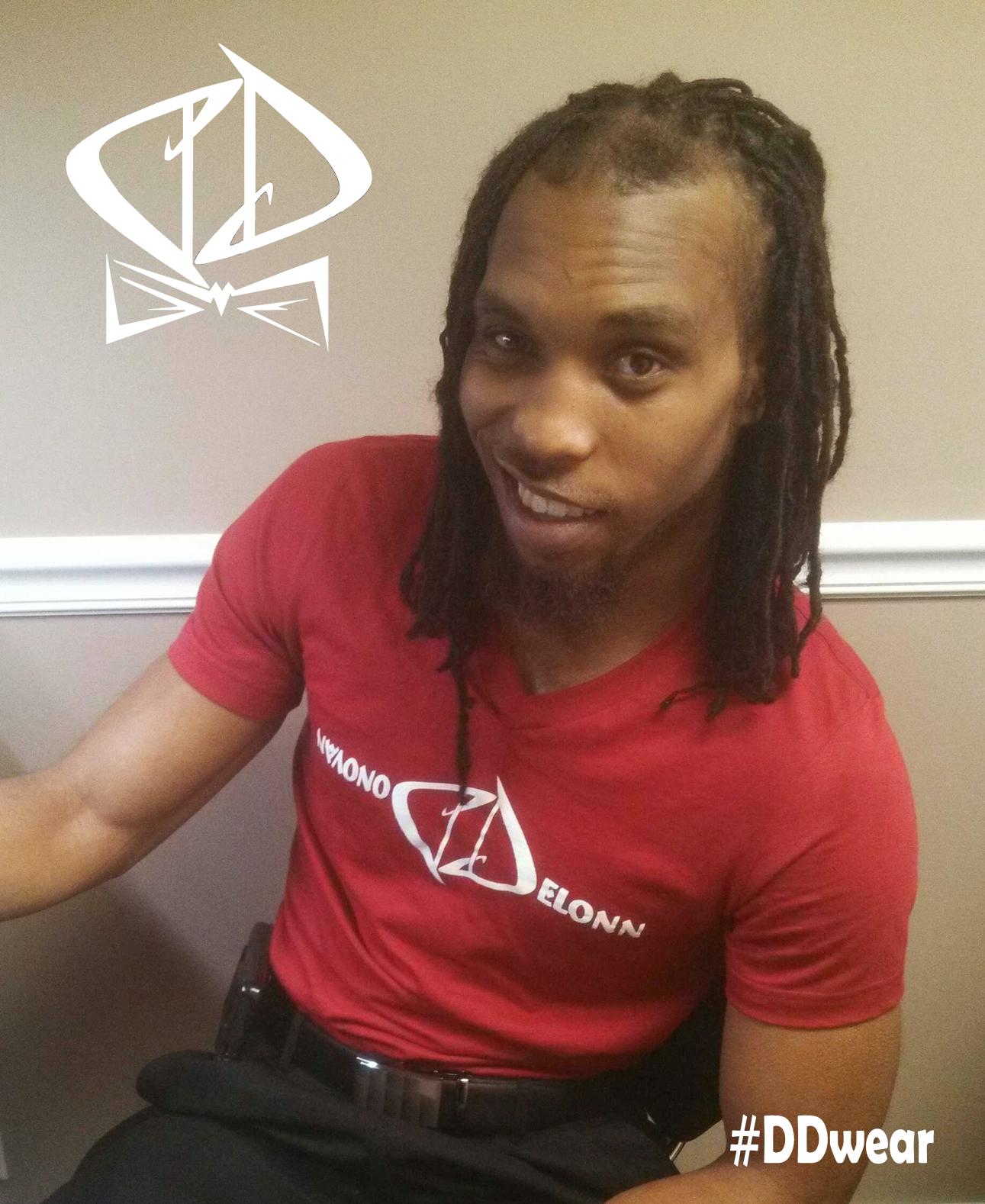 #DDwear Promo Fan Apparel. New Styles, Fine Fashion. #ss15 Redefined Style. @DeLonnDonovan featuring DDstyle. menswearandmore.com/ddwear