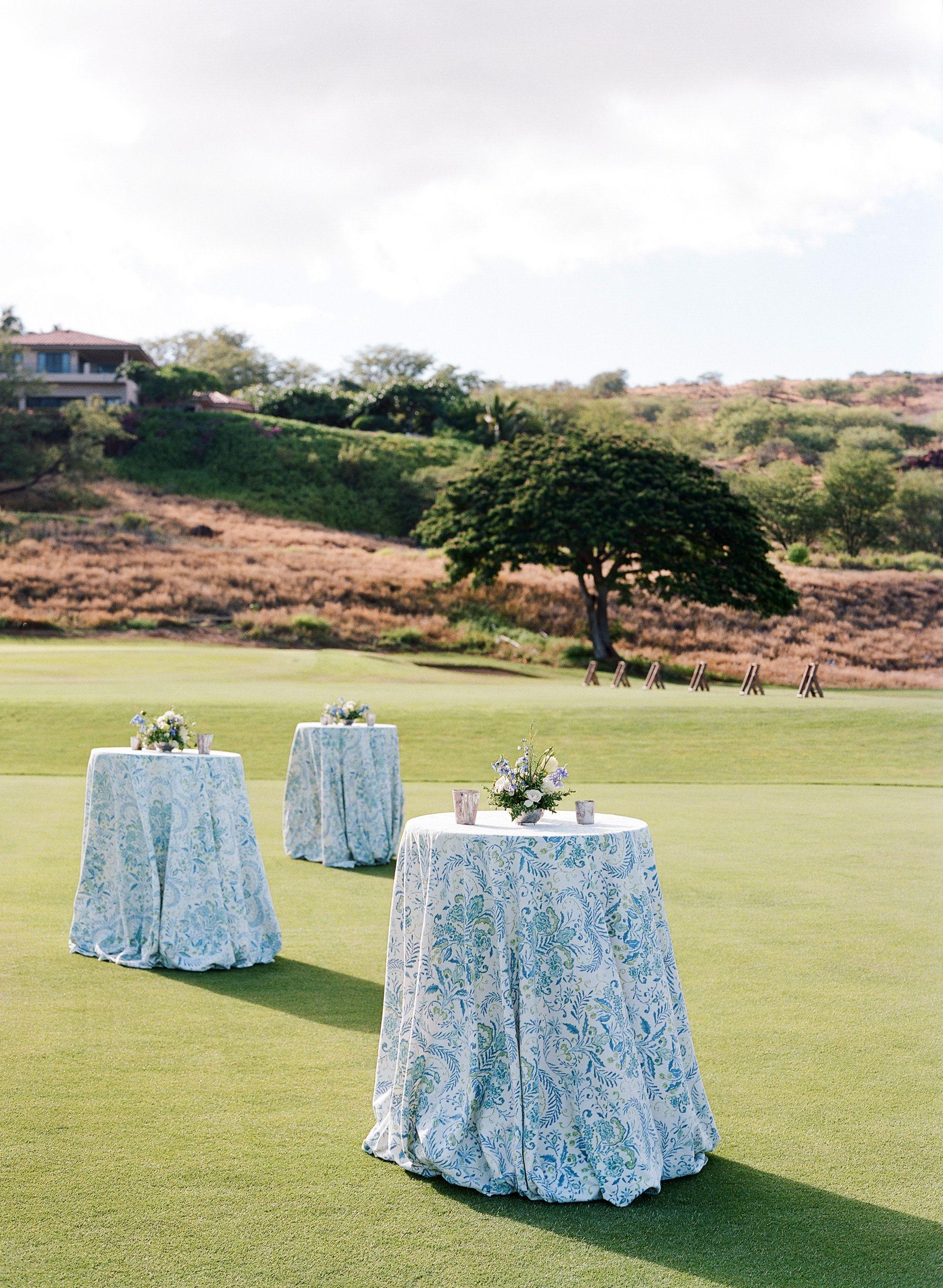 La Tavola Fine Linen Rental: Ara Luna | Photography: Joel Serrato, Event Planning: Brooke Keegan Special Events, Venue: Four Seasons Resort Lanai, Rentals: Hawaii  Rentals