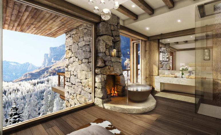 Luxury Chalet In Switzerland Luxury Chalet For Sale