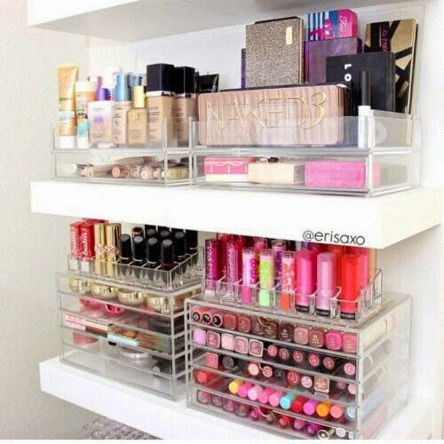 Muji Makeup Organizer Pleasing Pinjasmine Grindstaff On Makeup  Pinterest  Makeup Beauty Review