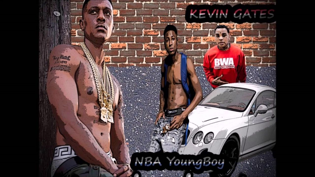 Nba Youngboy Kevin Gates type beat 2017 prod WhatUNeed