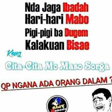 Manado Joke Lucu Pinterest Humor Jokes And Funny