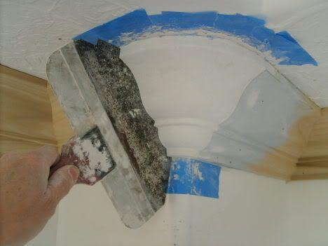 Making Curved Paint Grade Moldings With Plaster My Old House Online Crown Molding Drywall Corners Molding