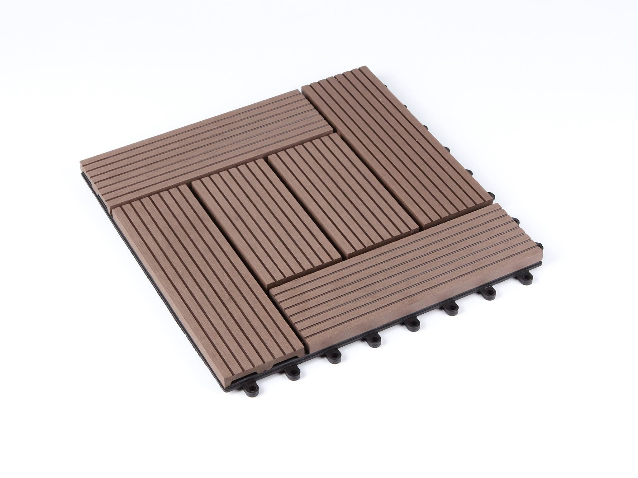 Coffee Deck tiles, Composite decking, Menards