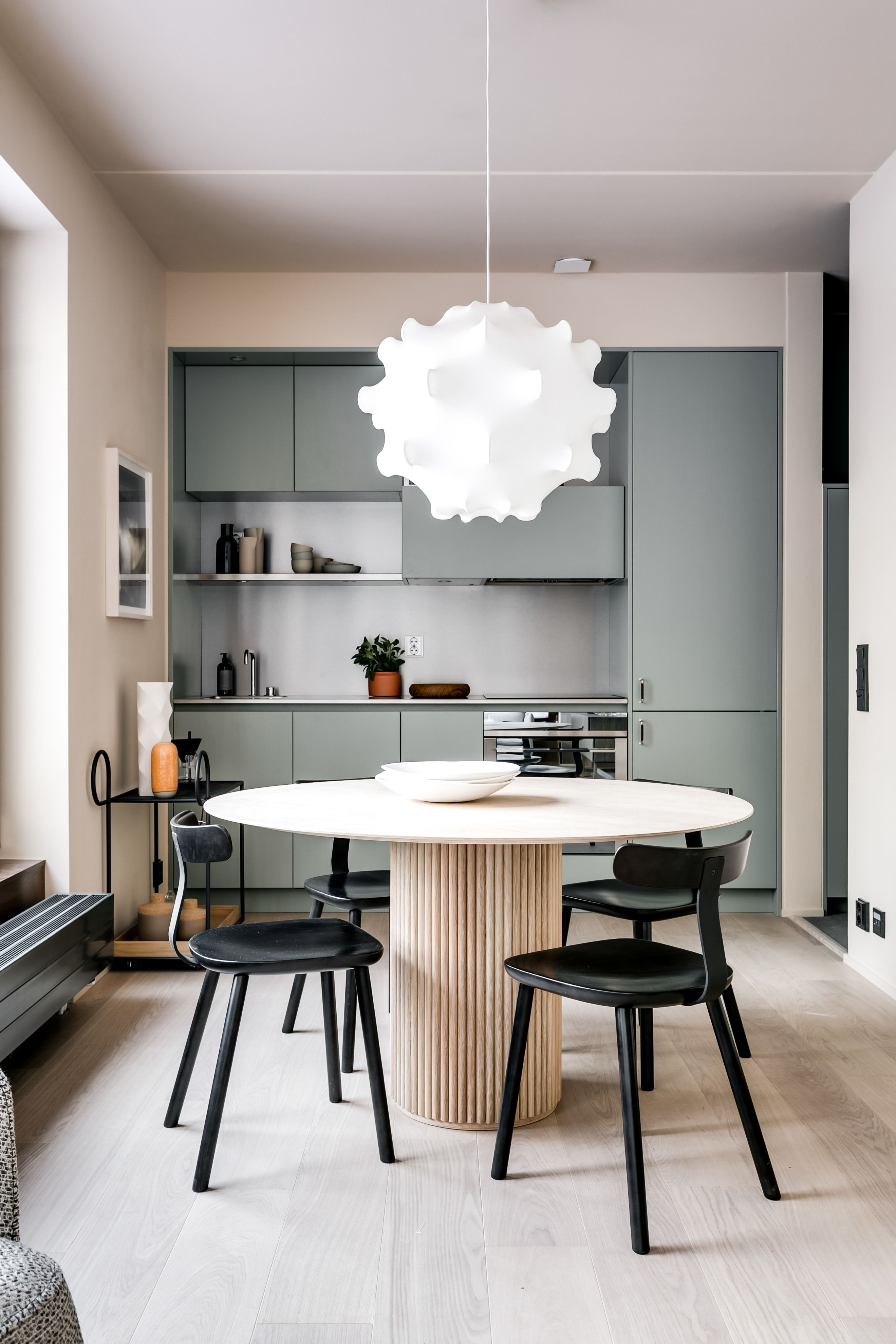 Küchen Design Studio Mono By Note Design Studio Diningroom Esszimmer Minimalist