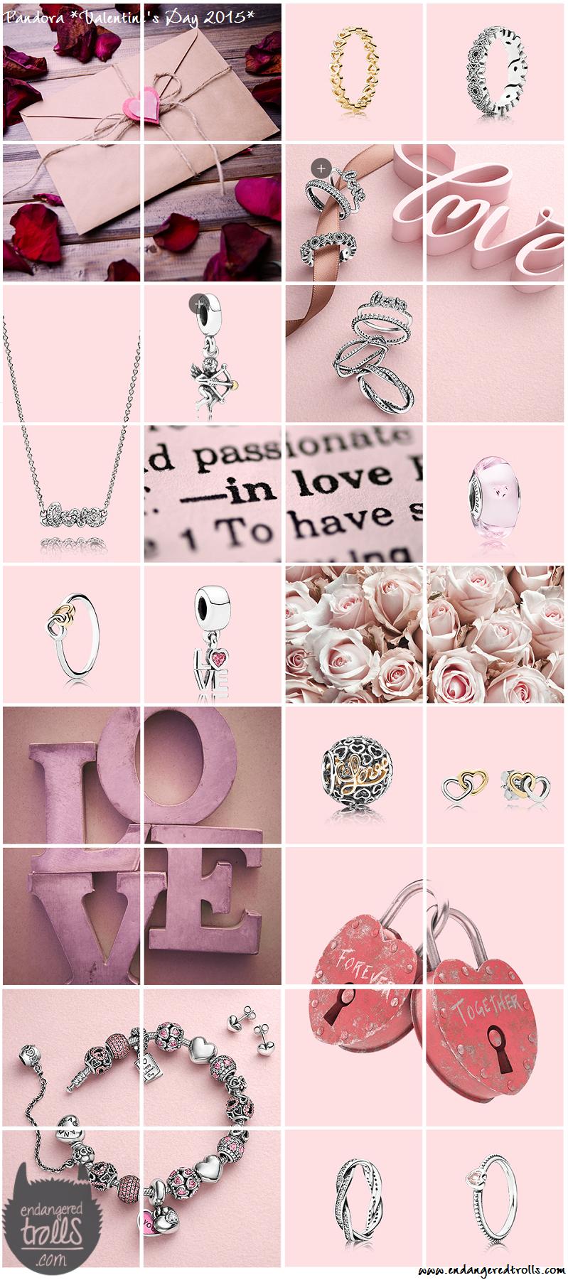 Pandora Valentine's Day 2015