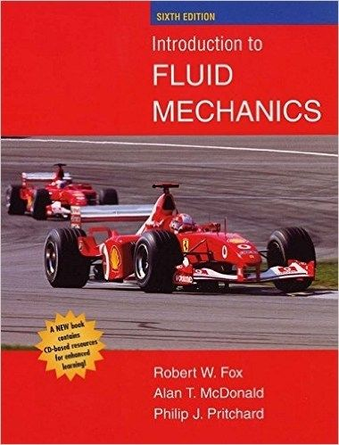 Introduction to fluid mechanics fox pinterest introduction to fluid mechanics fox pinterest robert fox fluid mechanics and equation fandeluxe Choice Image