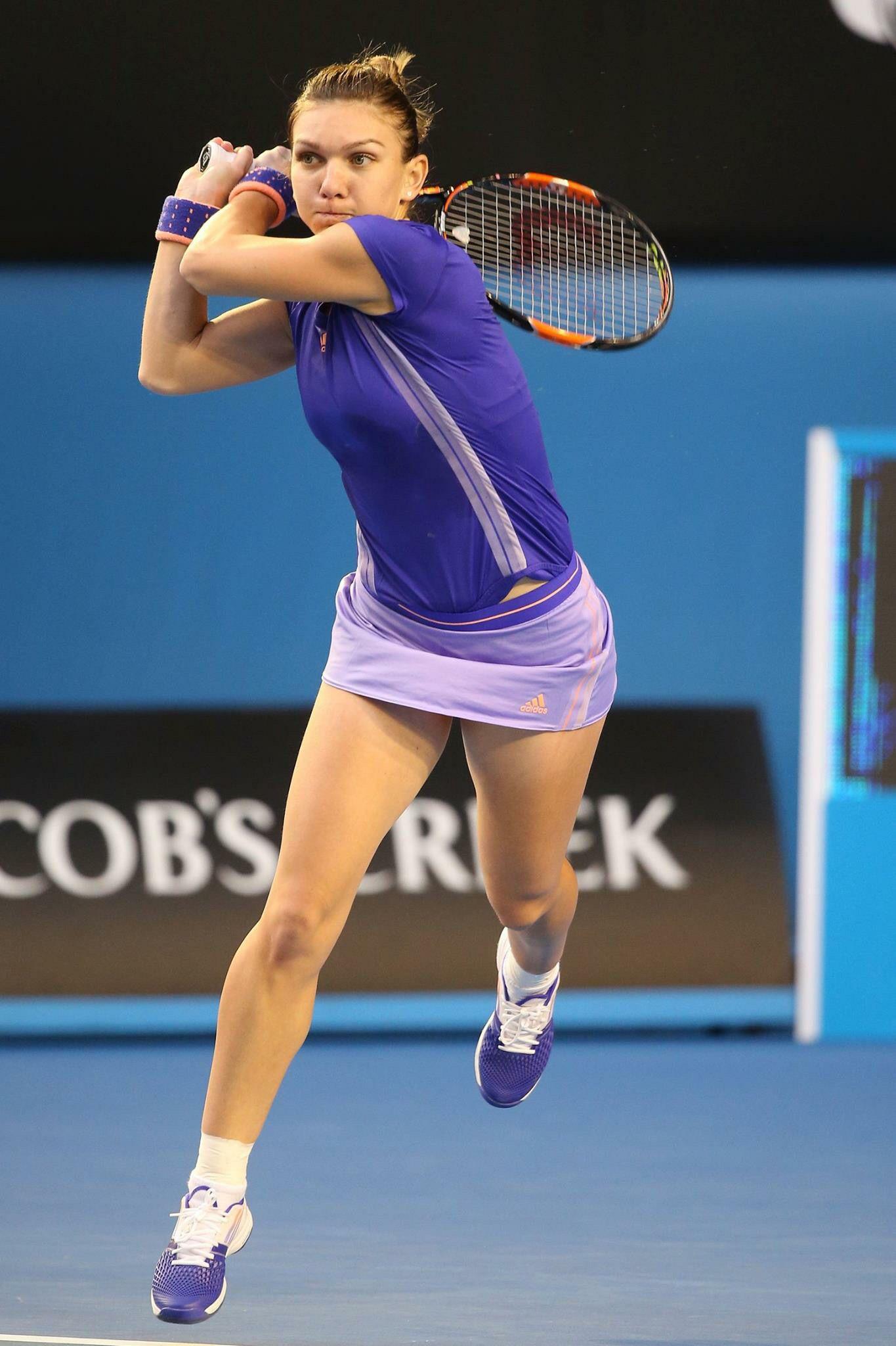 Simona Halep - firt place în the Wild of Tennis în 2018 ...