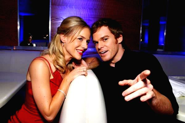 michael c hall and julie benz
