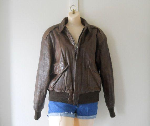 Brown Ladies Fashion Leather Jacket Christmas gift Women Vintage