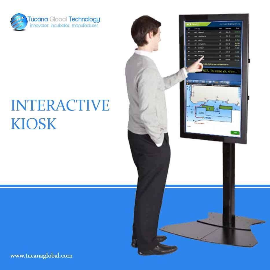 #Interactive #kiosks make an #excellent #sales #assistant tool for your #customer service #representatives. #TucanaGlobalTechnology #Manufacturer #Hongkong