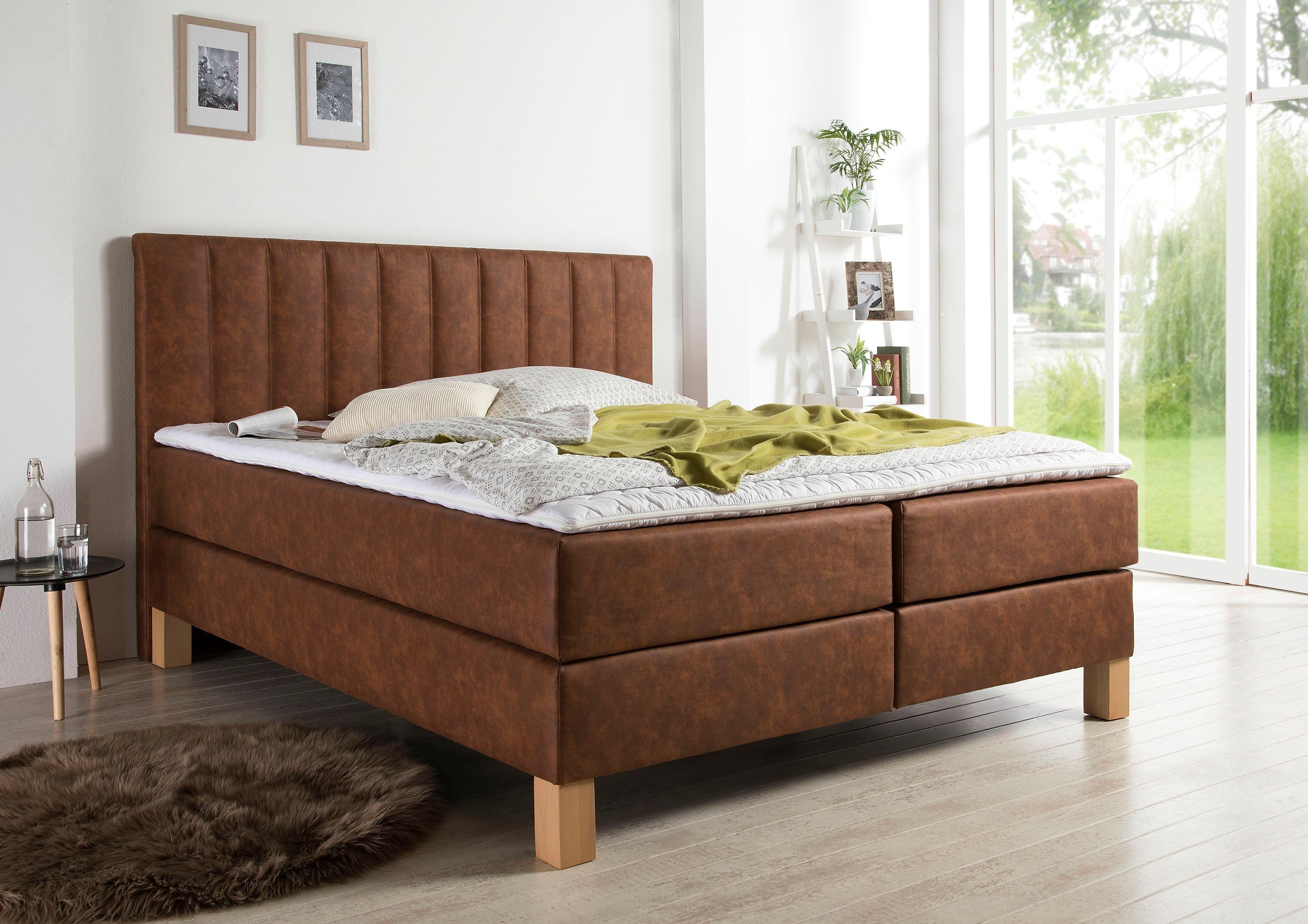 Home Affaire Boxspringbett Tumba In 2020 Haus Deko Einrichtungsideen Schlafzimmer Schlafzimmer Diy