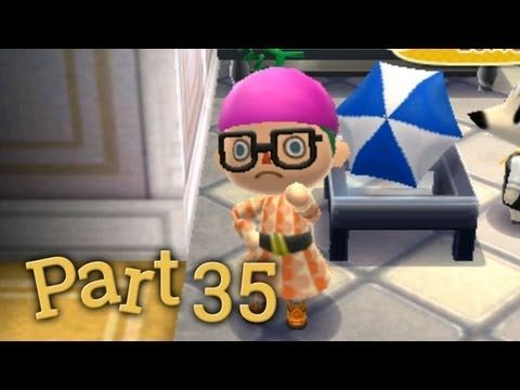 Let's Play Animal Crossing: New Leaf Part 35