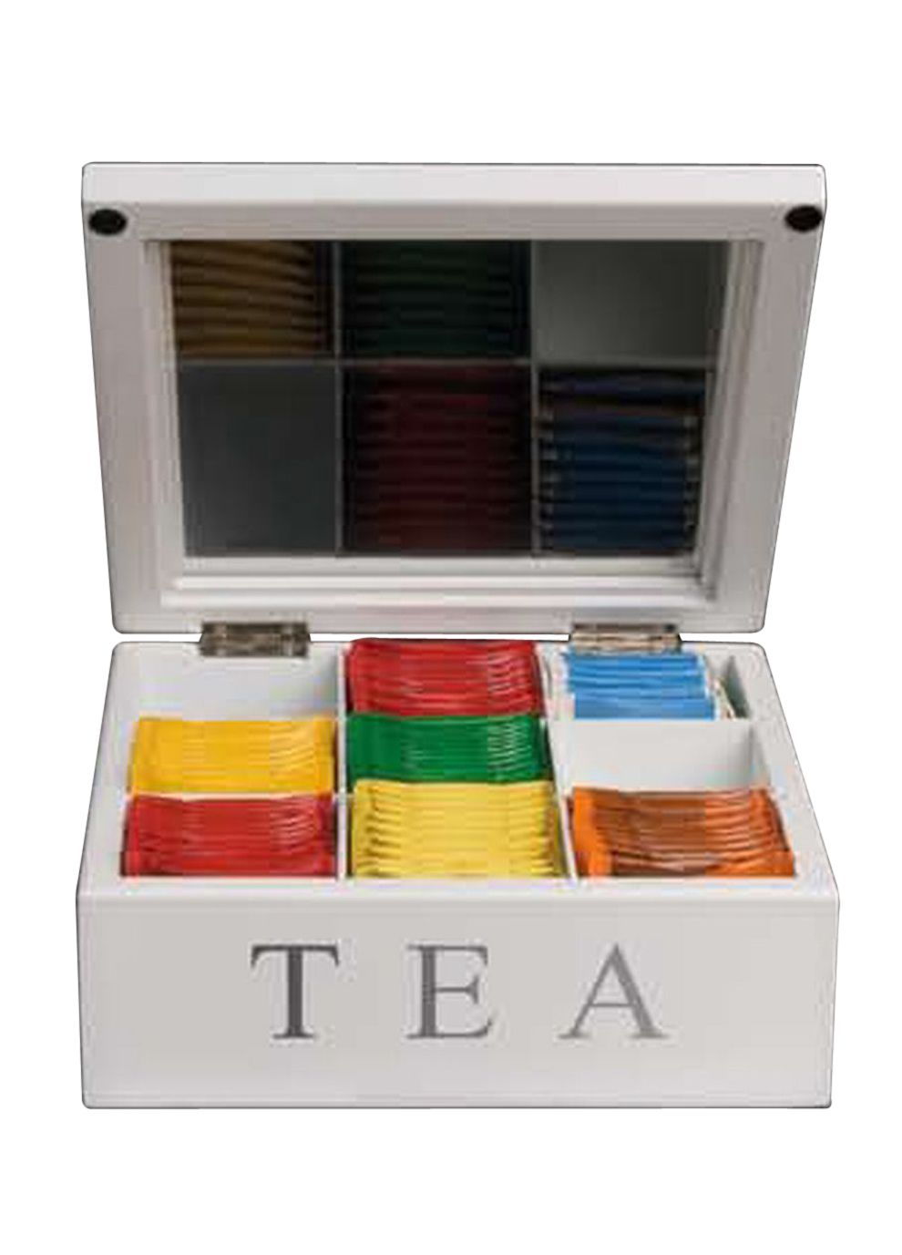 Unique Storage Ideas Wooden Tea Box For Your Home