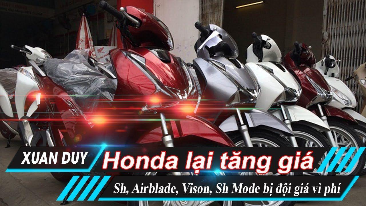 Xe tay gia Honda bán chạy đột ngột tăng do BTC fix kẽ hở từ các Đại lý n...