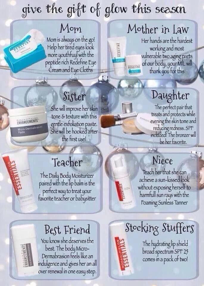 Are you ready to start your Christmas Shopping?  Here are some ideas to consider for your friends and loved ones.  Rodan and Fields have great gift ideas for everyone!  Maybe you're interested and want this to be on your wish list?  Contact me with your wish list items and have your loved one reach out to me to place an order.   Contact me at jwalker.consult@gmail.com if you would like to learn more....