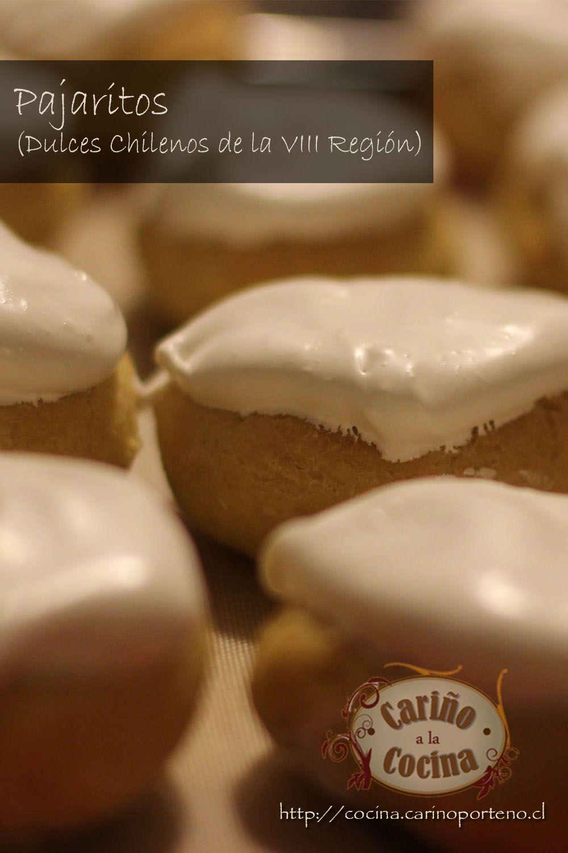 Pajaritos – Dulces chilenos de la VIII Región | Cariño a la Cocina