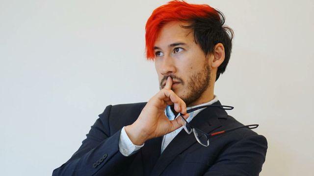 Oh My Markiplier Red Hair Markiplier Hair Red Hair