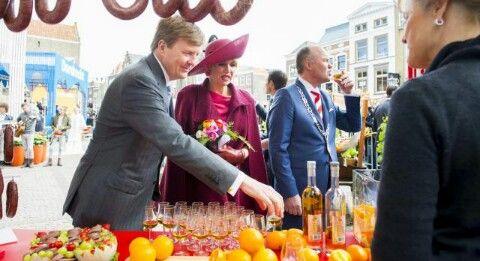 Koningsdag 2015 Dordrecht