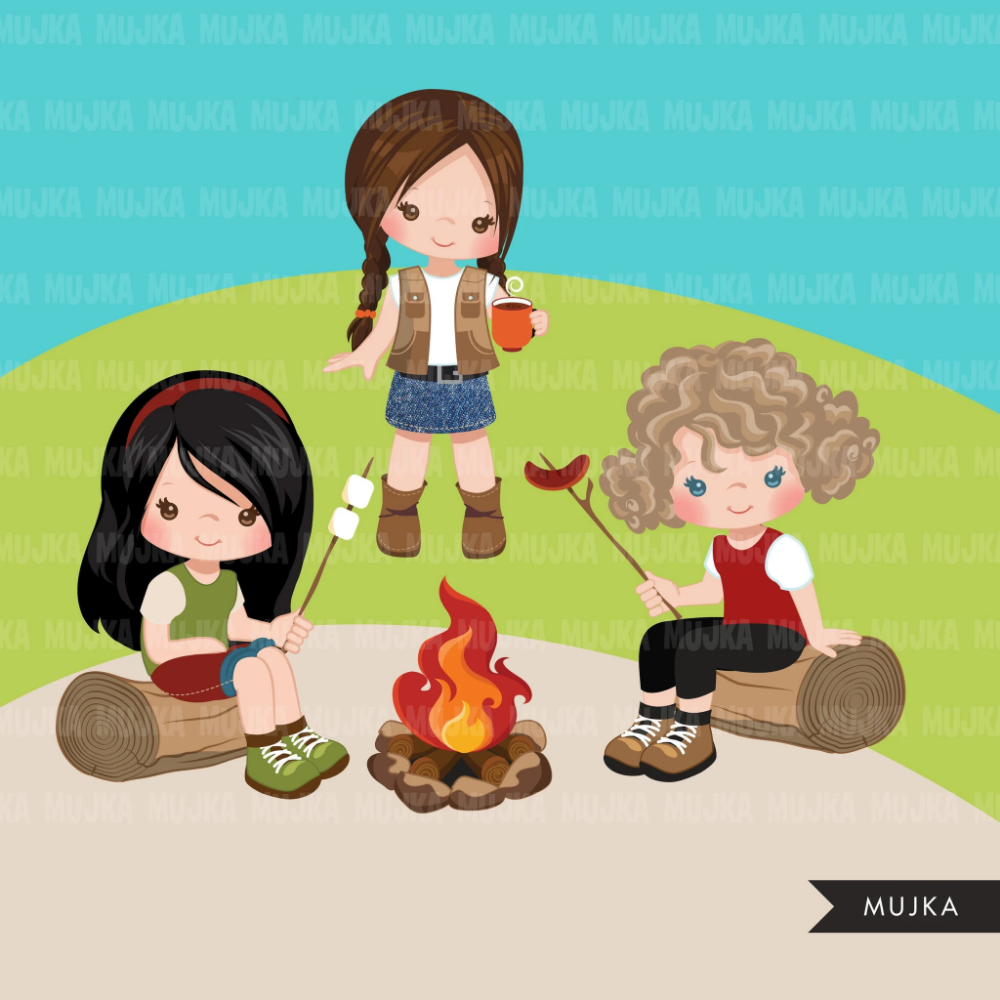 A Cartoon Illustration Of A Woman Lumberjack With An Idea. Royalty Free  Cliparts, Vectors, And Stock Illustration. Image 42954932.