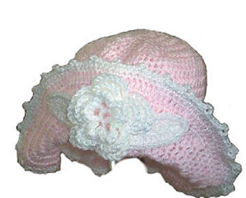 Ravelry: Floppy Brimmed Hat pattern by Annastasia Cruz - free ...