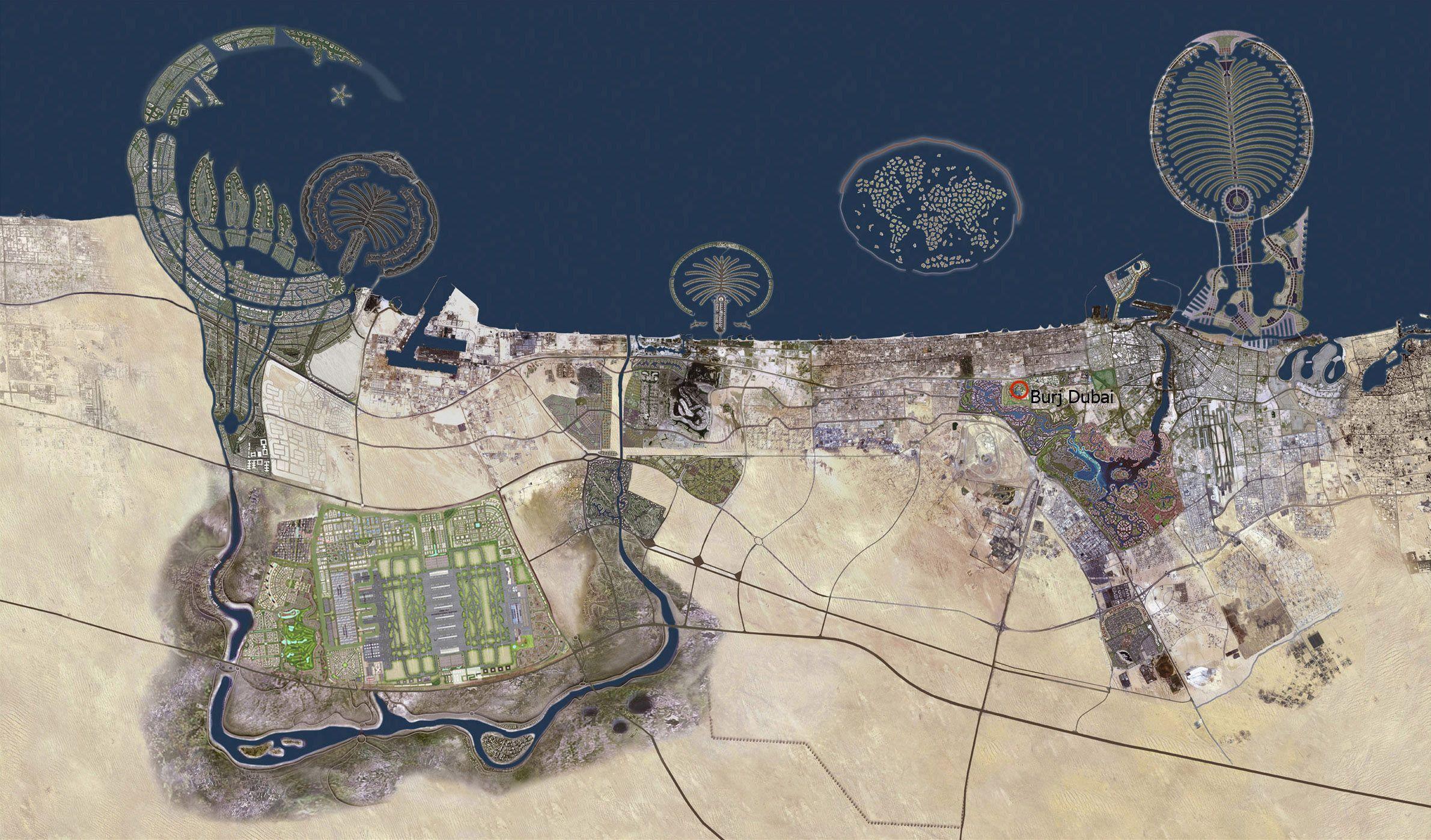 Dubai burj dubai location on the map dubai before i die dubai burj dubai location on the map gumiabroncs Gallery