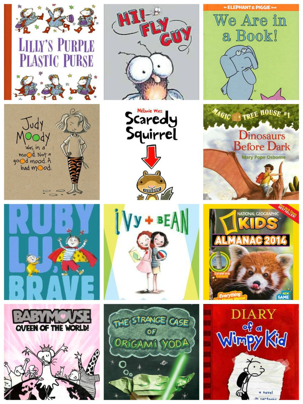 12 popular childrens book series delightful childrens