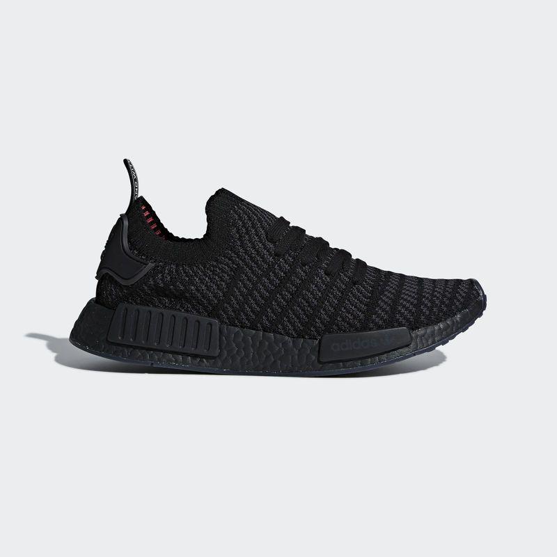 Adidas nmd r1 stlt pk triple nero pinterest adidas nmd, nmd e