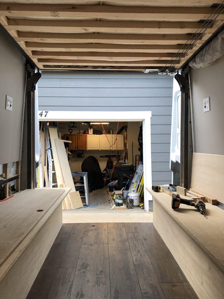 Photo of Camper Van DIY Bed Lift – VANCRAFTERS