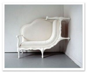 Probably the coolest chair I've ever seen!