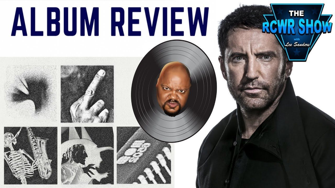 Nine inch NailsBad Witch ALBUM REVIEW Brilliant EP/LP or