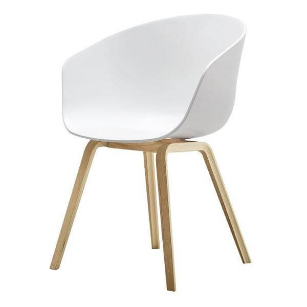 Weißer Stuhl Von Hay Design über Found4you.com, Ca. 229u20ac