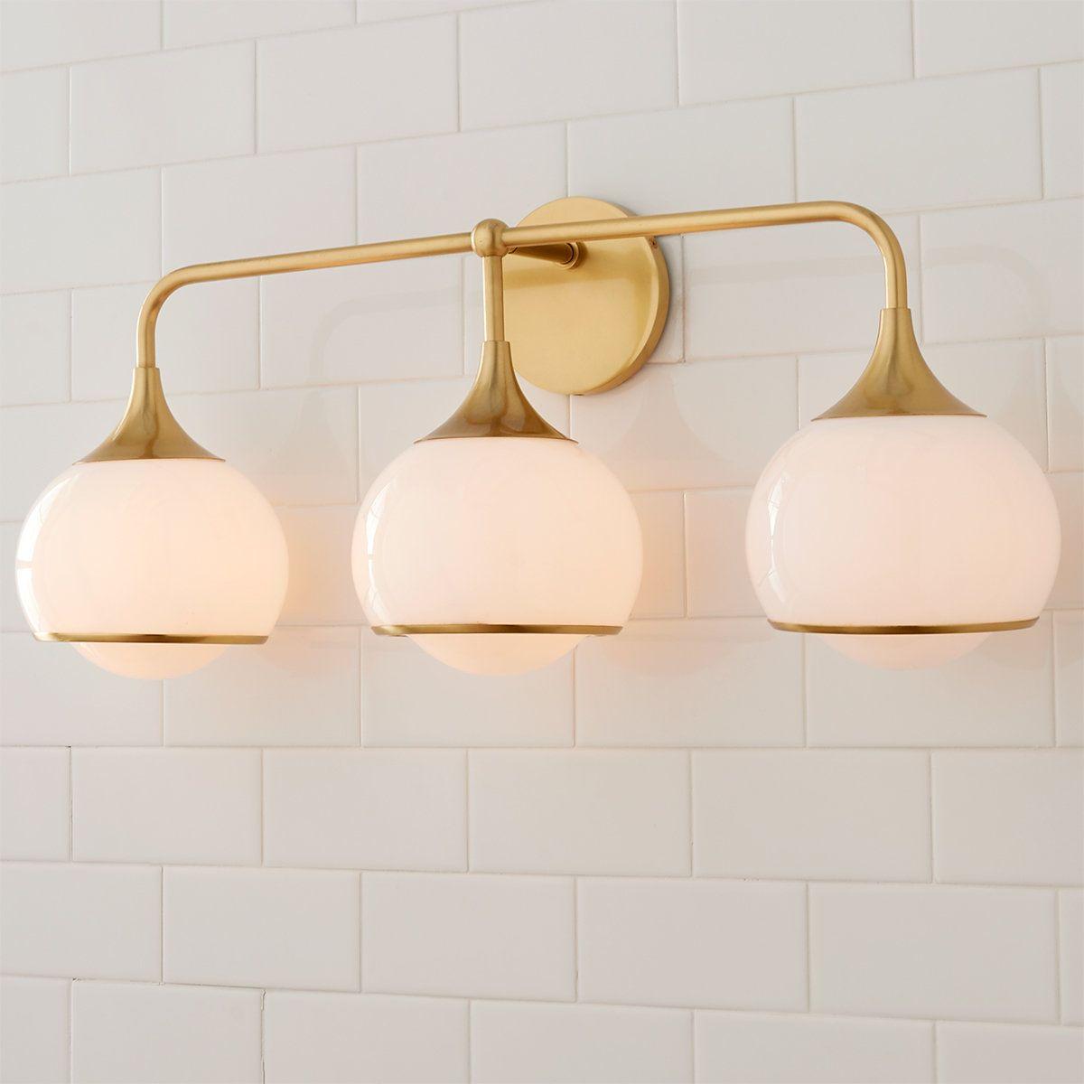 Photo of Diner Drop Vanity Light – 3 Light