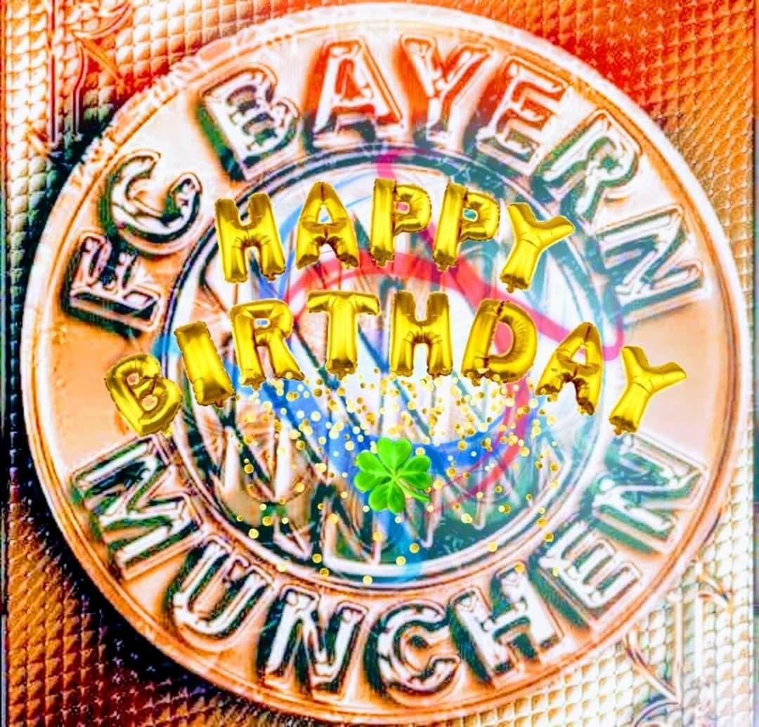Geburtstag Bayern München
