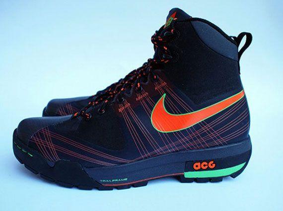 half off 99490 7fbda Nike ACG Ashiko Flywire Boots - Fall 2009 - SneakerNews.com ...
