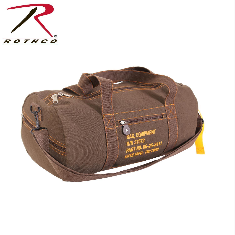 Rothco Canvas Equipment Bag   Pinterest 0e6e852fca