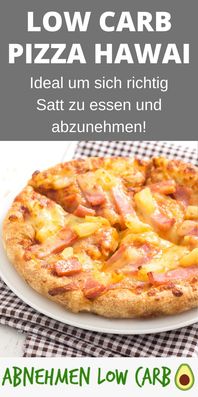 Low carb pizza hawai – Healthy Food