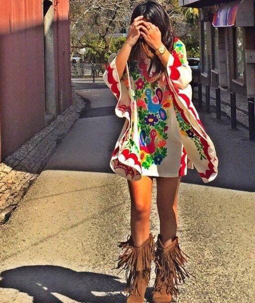 95dff48b856 Colores · Gypsy StylePrint SkirtHippie ...