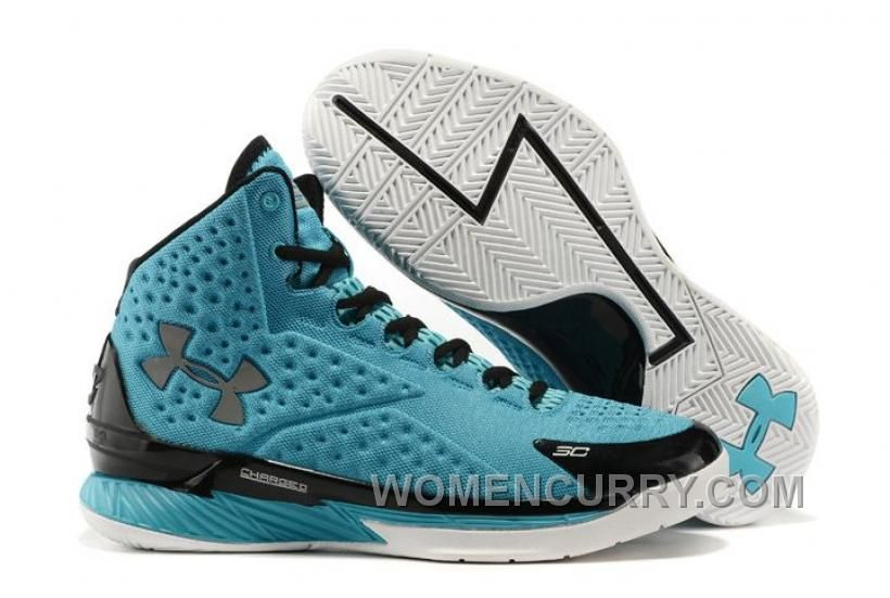 4a8006ecf83d Under Armour UA Curry One (1) Pacific Blue On Sale Discount in 2019 ...