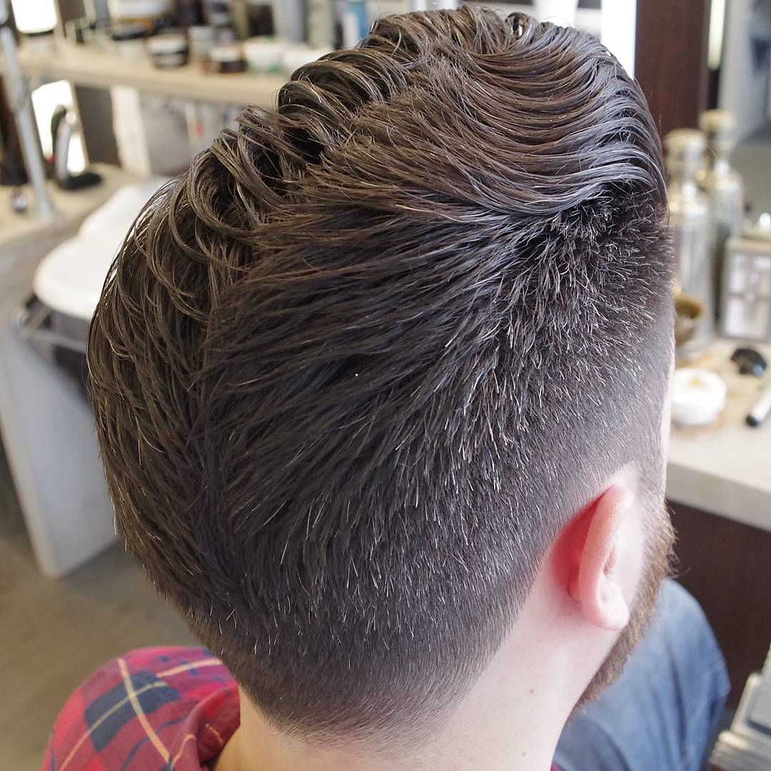 Slicked Back Haircut Slicked Back Hair Fade Slicked Back Hair Wig