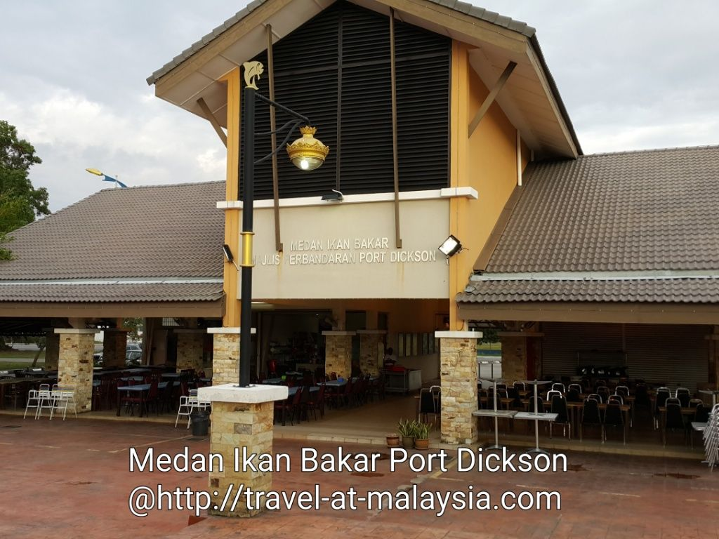 Restaurant Review Medan Ikan Bakar Majlis Perbandaran Port Dickson Travel At Malaysia Port Dickson Medan Travel Around