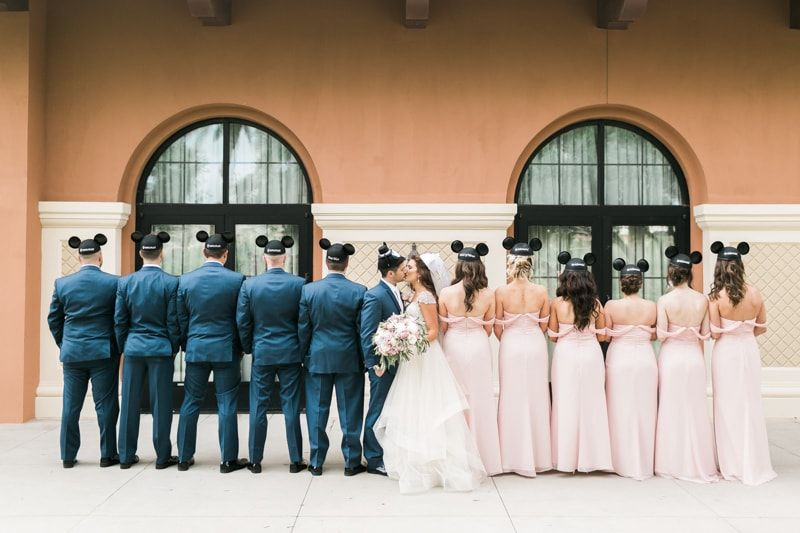Disney Themed Wedding In Las Vegas Once Upon A Time Land Far