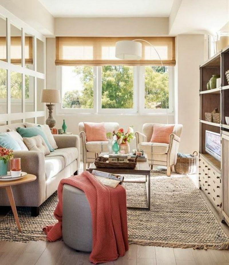 Kleines Wohnzimmer Gestalten Wie Kann Es Schon Werden Kleines