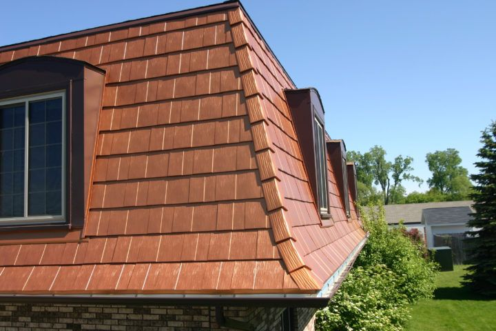 Perfect Solution For Mansard Roofs