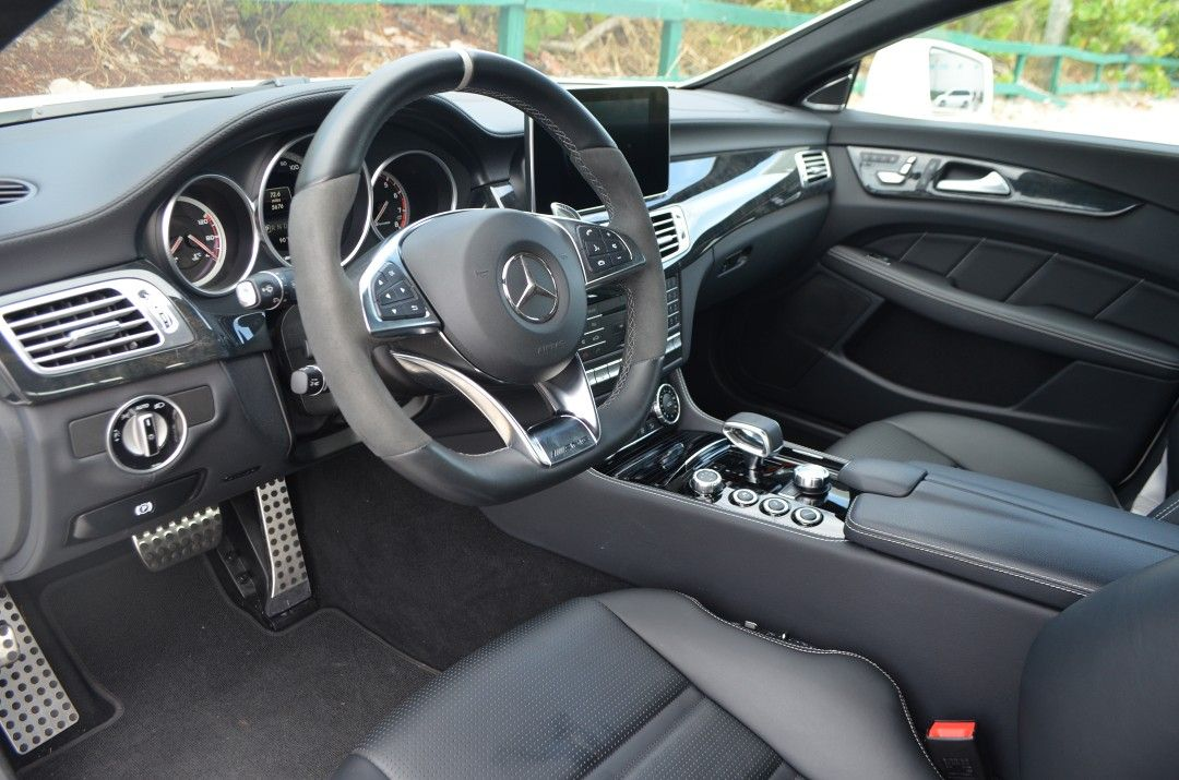 2015 Mercedes Benz Cls Class Review And Photo Gallery Autonation